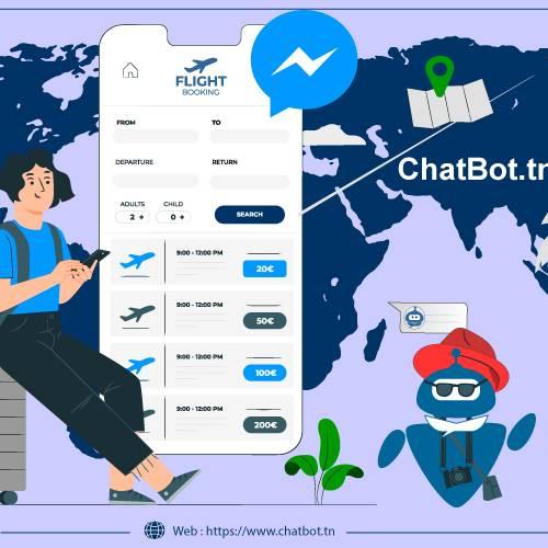 ChatBot pour les agences de voyages et les hôtels
