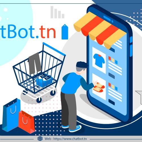 Chatbot pour le commerce électronique